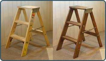 木製 脚立 ステップツール