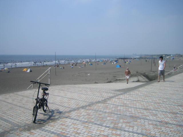 湘南 鵠沼海岸